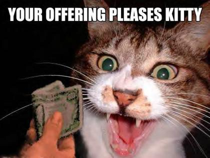 Image of: Memes Funny Cat Photos Ur Offering Pleases Kitty Catlovingcarecom Tag Very Funny Cats Catlovingcarecom