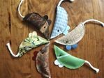 Catnip filled toy mice for your cats